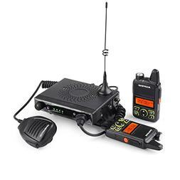 Baofeng - Mini 1 UHF 400-470MHz 15W Mobile Car Transceiver 2
