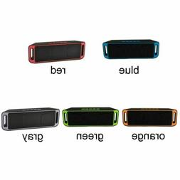 Bluetooth Wireless Speaker Portable Outdoor Waterproof Super