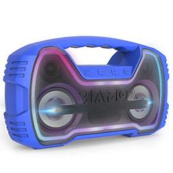 AOMAIS 25W Bluetooth Speakers with HD Stereo Sound&Deep Bass