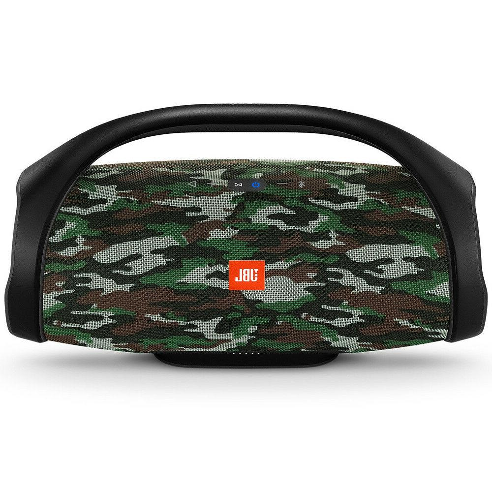 JBL Boombox Waterproof Wireless Bluetooth Speaker - Camouflage