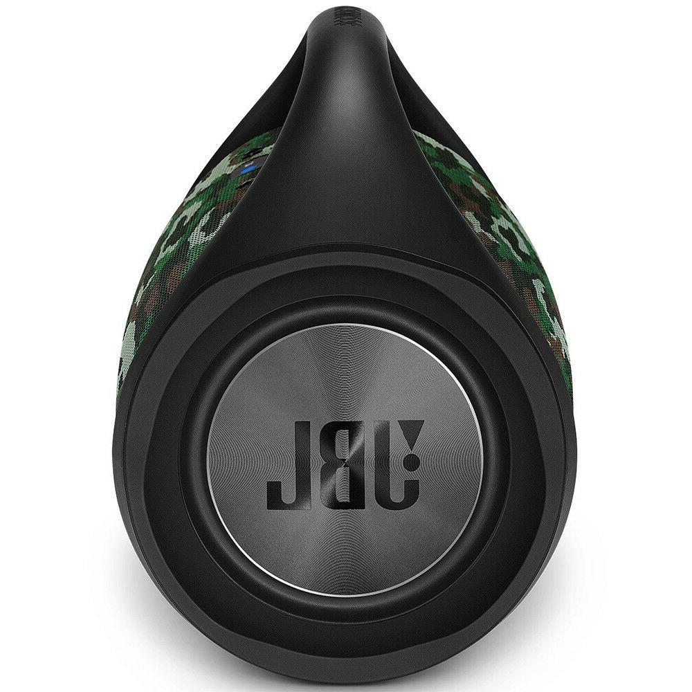JBL Waterproof Wireless Bluetooth Speaker Camouflage