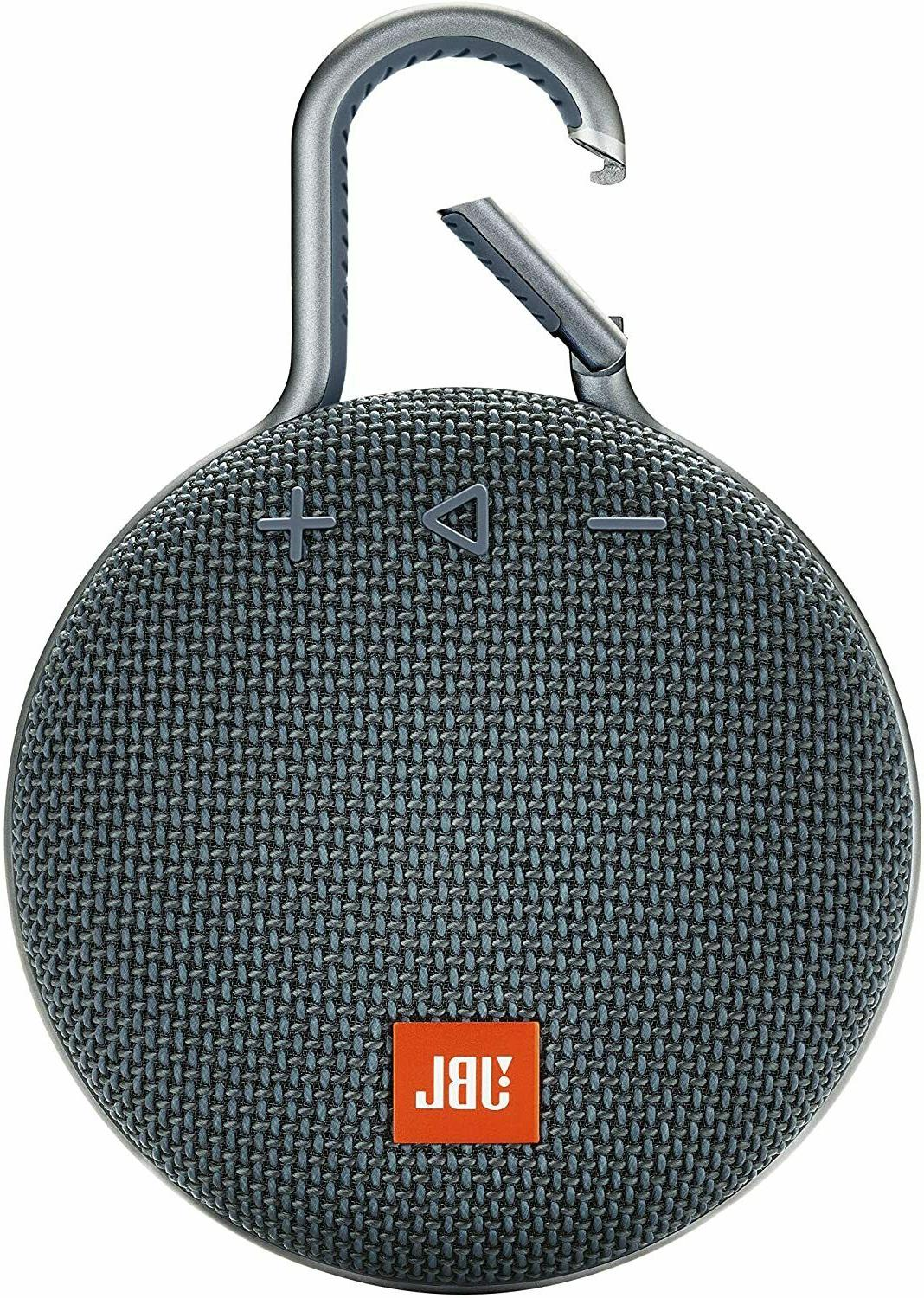JBL Clip Speaker IPX7 Waterproof Portable New