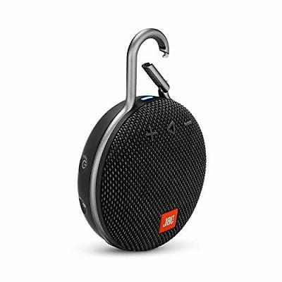 JBL Clip 3 Bluetooth Speaker Rechargeable Portable
