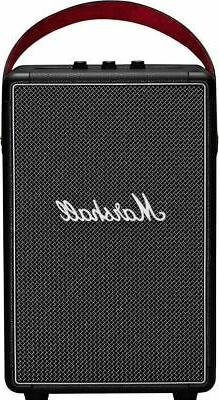 Marshall - Tufton Portable Bluetooth Speaker - Black