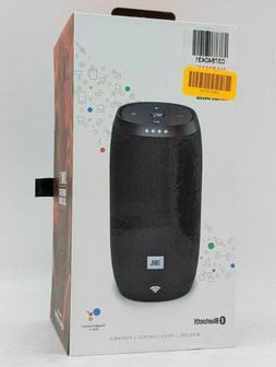 JBL Link 10 Voice-Activated Portable Bluetooth Speaker - Bla