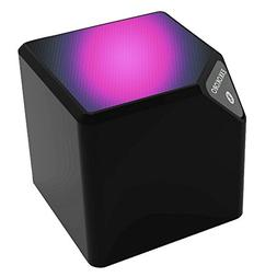 Mini LED Protable Wireless Bluetooth Speaker Subwoofer EXKOK