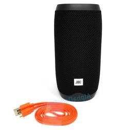 New JBL Link 10 Smart Speaker Portable Bluetooth Wi Fi Black