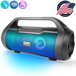Rechargeable Portable Wireless Bluetooth Stereo Speaker Wate