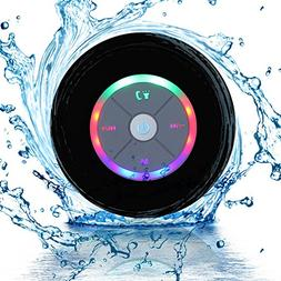 Waterproof Portable Shower Bluetooth 4.0 Speakers Subwoofer