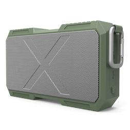 Waterproof Portable Wireless Bluetooth Stereo Speaker with P
