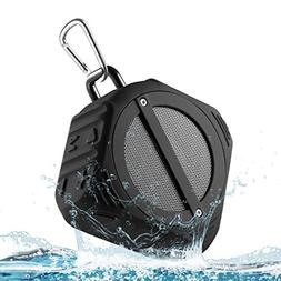 Waterproof Wireless Bluetooth 4.0 Shower Speakers Subwoofer