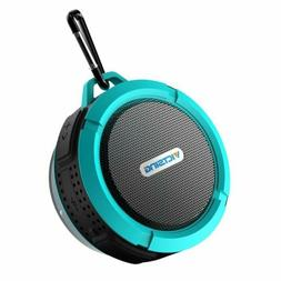VicTsing Waterproof Wireless Bluetooth Speaker Suction Cup S