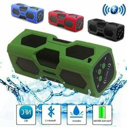 Wireless Bluetooth Speaker Waterproof Portable SUPER BASS NF